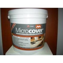 Piso Cemento Alisado Microcemento 5 A 7 M2 Con Laca