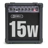Amplificador De Guitarra Zaion Crust15 15w