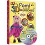 Fomi En 3 Dimensiones 1 Vol. Color + Dvd (moldes A Imprimir
