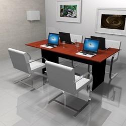 Mesa de reunion escritorio muebles muebles de for Muebles de escritorio precios