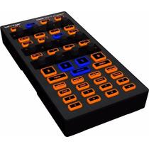 Controlador Dj Midi Usb Behringer Cmd Dv-1 Ableton Live