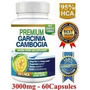 Premium Garcinia Cambogia 3000 Mg 95 % Hca, Advanced Formula