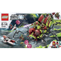 Lego Galaxy Squad 70708 De 560 Piezas Monstruos Vs Aliens