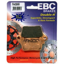 Pastilla Freno Ebc Fa 436 Hh Zx-10 Cbr 600 1000 Rr Motorbike