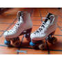Patines Artísticos Profesionales Talle 35 - Impecables!
