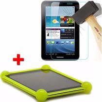 Funda Silicona Samsung Galaxy Tab A 9.7 T550 T555 + Templado