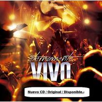 Cd Sabroso - Eternamente Vivo - Album 2016 - Original .-