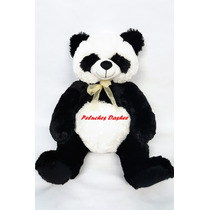 Oso Panda Peluche Grande Importado Extrasuave
