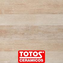 Taracea Natural 46,5 X 46,6 1ra Calidad (simil Madera) Totos