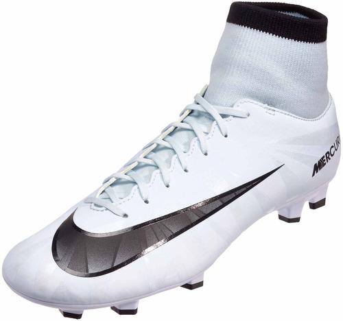 5234e3188154c Botines Nike Mercurial Victory Vl Fg Df Cr7 903605-401