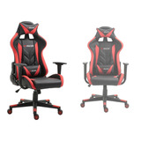 Sillon Gamer Playstation Xbox Gaming Pc Oficina Importador Directo.,