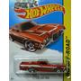 Auto Hot Wheels Ford Ranchero 72 Camioneta Retro Especial