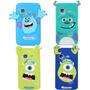 Funda Silicona 3d Monster Inc Samsung Pocket S5301 + Film