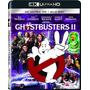 Ghostbusters Ll - 4k Ultra Hd + Blu-ray Nuevo Importado
