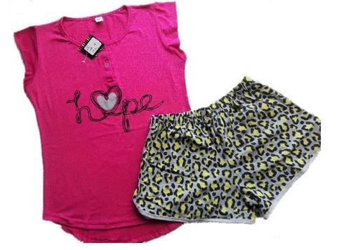 Pijama De Verano De Mujer - Georgette Lingerie - Varios Mode 1e60caaa7dde