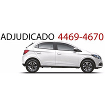 Plan Adjudicado Chevrolet Onix 2016