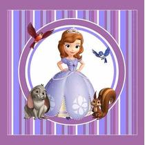 Candy Bar Personalizado - Princesa Sofia