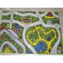 Carpeta Alfombra Infantil Pista 140 X 200