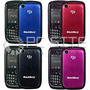 Funda Carcasa Rigida Metalica Cel Blackberry 8520 Curve