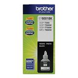 Tinta Brother Bt6001 Negro Dcp-t300 Dcp-t500w T700w Original