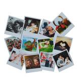 Promo 12 Fotos Polaroid 10x9 Cm Impresión Fotografía Vintage