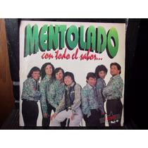 Vinilo De Mentolado Con Todo El Sabor - Cumbia