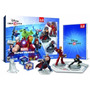 Starter Pack Disney Infinity 2.0 Ps3 Marvel Super Heroes