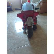 Moto A Batería Niño