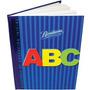 Cuaderno Escolar De Educación Inicial Abc 16x21 Tapa Dura 42