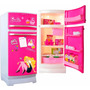 Barbie Heladera Tu Primera Heladera Glam Accesorios Original