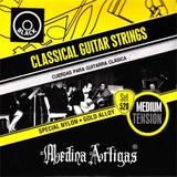 Encordado Guitarra Clasica 520 Medium Nylon