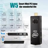 Mini Pc Intel Stick Windows 10 2gb Ram, 32rom Bluetooth 4k