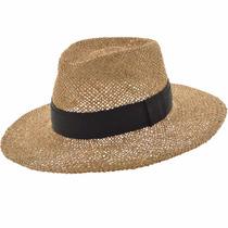 Sombrero Yute Calado Ibera Compañia De Sombreros M523031-29