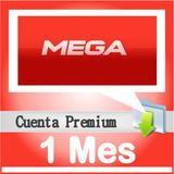 Cuentas Premium Mega X 30 Dias 600gb Envio Automatico! 24hs