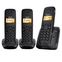 Teléfono Inalámbrico Gigaset A120 Trío Identificador Xellers