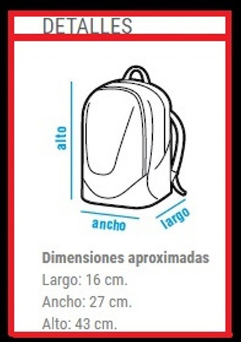 Mochila Nike Classic Turf Deportiva Original. Precio    990 Ver en  MercadoLibre f89e1d45755