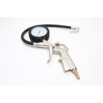 Pistola Inflador Medidor Para Presión De Neumáticos 120 Psi