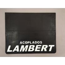 Guardafango / Barrero Lambert Acoplados , Semirremolques .