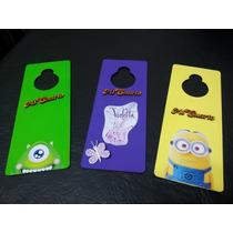 Souvenirs Carteles Mi Cuarto Angry Birds, Violetta, Monsters