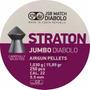 Balines Profesionales Jsb Jumbo Diábolo Straton 15,89 Grains