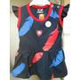 Vestido Body San Lorenzo Bebe Beba Nena Camiseta River Boca