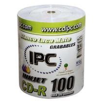 Cd Virgen Ipc Full Printable Cd-r Laca Mate X100u
