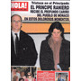 Revista Hola Principe Raniero Asturias Alejandro Sanz Borbon