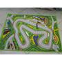 Carpeta Alfombra Infantil Pista 100 X 140