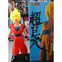 Muñeco Goku Super Sayayin Saiyajin Tamaño Grande Dragon Ball