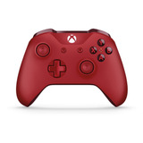 Joystick Microsoft Xbox One Red