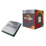 Micro Procesador Amd Ryzen 3 2200g Radeon Vega8 Am4 3.7ghz