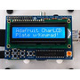 Raspberry Kit Para Armar Display Lcd 16x2 + Teclado 5 Teclas