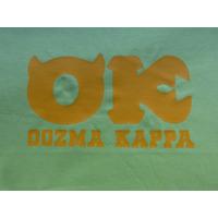 Remeras Oozma Kappa Equipo Monster Inc.