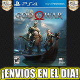 God Of War 4 Iv Ps4 Latino Juego Playstation 4 Oferta 2°